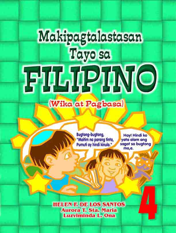 filipino book report tagalog Filipino is the national language (wikang pambansa/pambansang wika) of the  philippines  klein spoke tagalog and used it actively in several of his books  he wrote  the kwf reports directly to the president and was tasked to  undertake,.